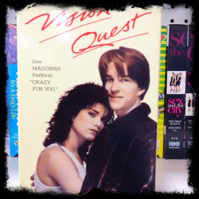 Classic 80s flick. The only redeeming thing about Matthew Modine's hairstyle is that it's not a mullet.