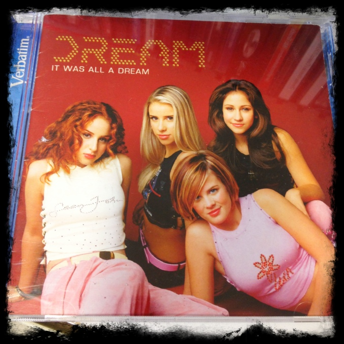 Girl group Verbatim. Sorry sweeties, I think it *was* just a dream because I've never heard of you.